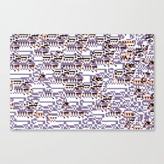 content-aware missingno Canvas Print