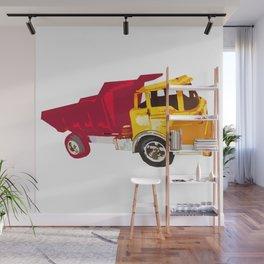 Dump Me Truck! Wall Mural
