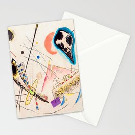 Wassily Kandinsky Lyrical Composition Stationery Cards