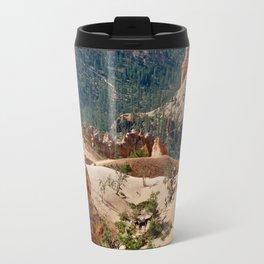 Desert Trails in Bryce Canyon Travel Mug