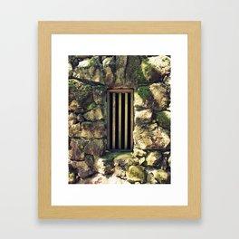 The Wolf House Framed Art Print