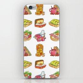 Breakfast Colletion iPhone Skin