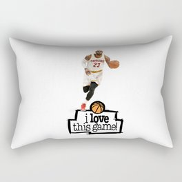 Lebron Rectangular Pillow