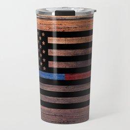 Represent First Responders Travel Mug