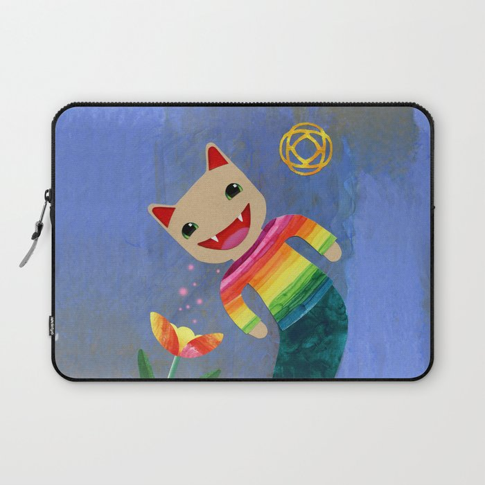 happiness spores Laptop Sleeve