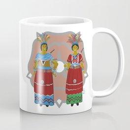 Els Gegants de Reus Coffee Mug