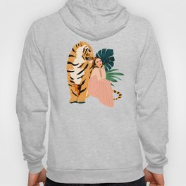 Tiger Spirit Hoody