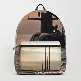 USS DANIEL WEBSTER (SSBN-626) Backpack