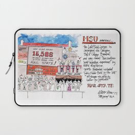 Left Field Lounge - Mississippi State Laptop Sleeve