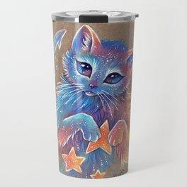 Cat's dreams Travel Mug