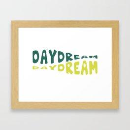 BTS JHOPE MIXTAPE DAYDREAM Framed Art Print