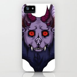 Bob the Bat iPhone Case