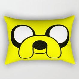 buldog Rectangular Pillow