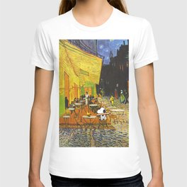 Snoopy meets Van Gogh T-shirt