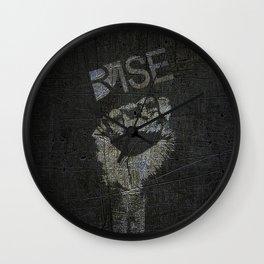 Rise Power Wall Clock