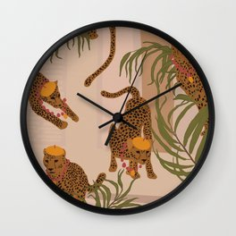 Come Play with Me Wall Clock
