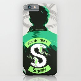 King of the Serpents iPhone Case