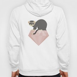 14 Ferret Diamond Hoody