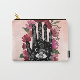 Touching the sky. Cosmic Art Carry-All Pouch