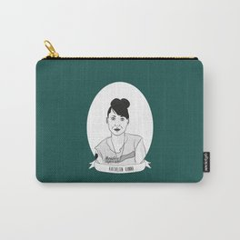 Kathleen Hanna Carry-All Pouch