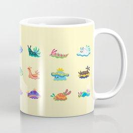 Sea slug Coffee Mug