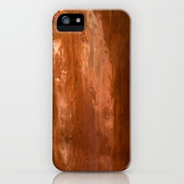 copper iPhone Case