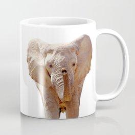 Elephant Art Coffee Mug