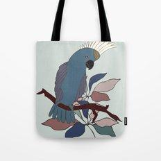 Parrot | Cockatoo Tote Bag