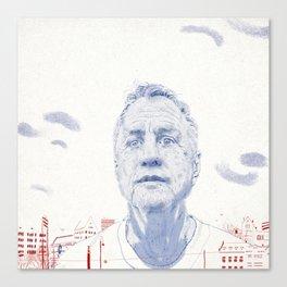 Johan Cruyff Canvas Print