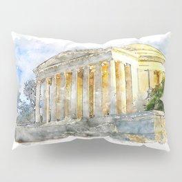 Thomas Jefferson Memorial Pillow Sham