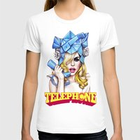 telephone T-shirts featuring Telephone by Denda Reloaded