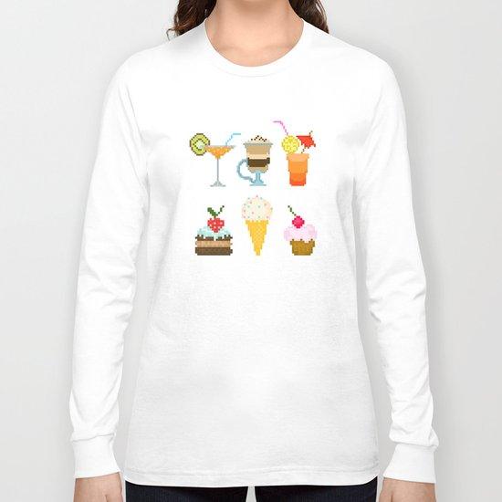 Dessert Long Sleeve T-shirt
