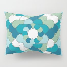 Patched Up Pillow Sham