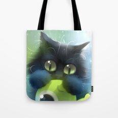 Monster Hunt Tote Bag