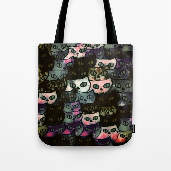 cat-116 Tote Bag