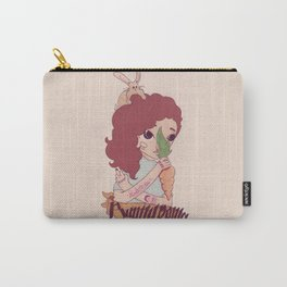 bunny power Carry-All Pouch