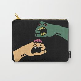 Zombie Hand Puppets Carry-All Pouch