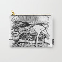 Mac'n ink Burger Carry-All Pouch