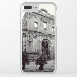Santo Domingo Clear iPhone Case