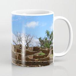Aztec Ruins New Mexico Coffee Mug