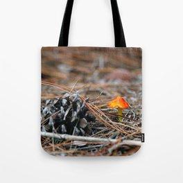 Hammock Hills Mushroom 2014 Tote Bag