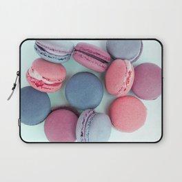 Berry Macarons Photograph Laptop Sleeve