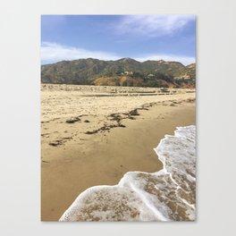 Lost in Malibu Canvas Print
