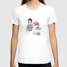 records T-shirt