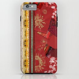 Do you have something in red? iPhone Case
