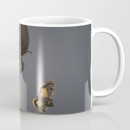 Brown Long-eared Bat Coffee Mug