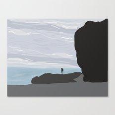 The California Coast Canvas Print