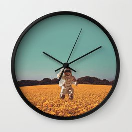 Hello Wall Clock
