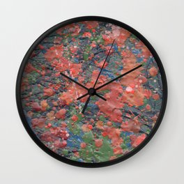 Autumn 10 Wall Clock