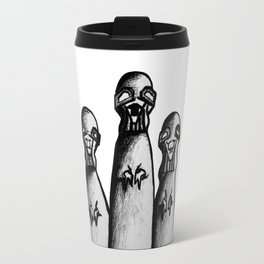 Ghosts of War (Famine, Anarchy, Plague) Travel Mug